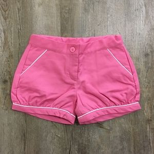 Janie and Jack Girls Shorts, Pink, NWT